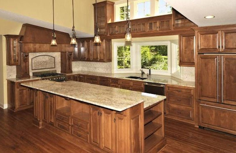 kitchen Whole House Remodel designed by RDS Architects